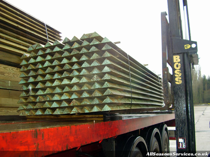 Sussex Fencing Material Supplies All Seasons Fencing
