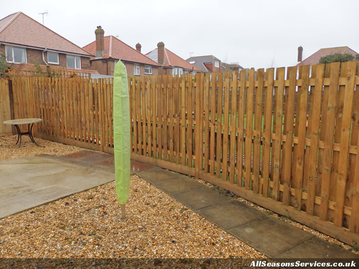 Services All Seasons Fencing Contractors Sussexall