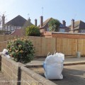 Fence supply and erection
