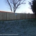 Sussex Fencing Job